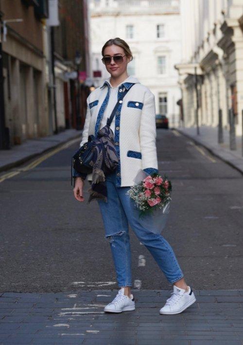 Sokak Stili: 2021 Londra Moda Haftası