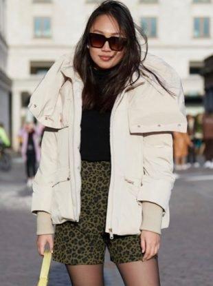 Londra Moda Haftası Sonbahar 2021 Sokak Stilleri